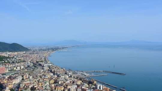 Tra Costiera Amalfitana e Cilento: Salerno # 2