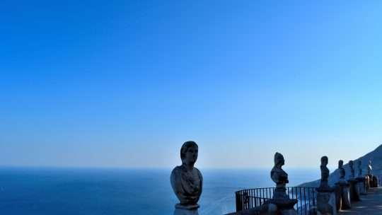 Gli echi potenti della Costiera: Amalfi e Ravello.