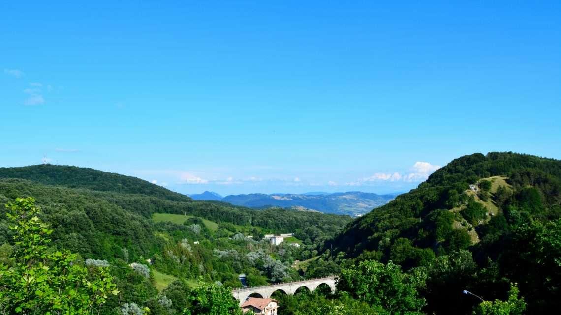 Cartoline dall'Abruzzo: Roccaraso e Rivisondoli.