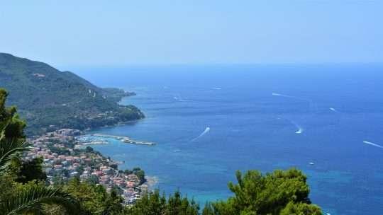 Tra il cielo e il mare: Castellabate.